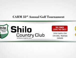 Image of 33rd Annual CARM Golf Tournament