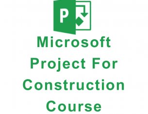 Image of Microsoft Project for Construction Course