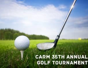 Image of CARM Annual Golf Tournament