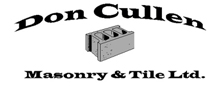 Image of Don Cullen Masonry & Tile