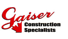 Image of Gaiser Construction Specialists