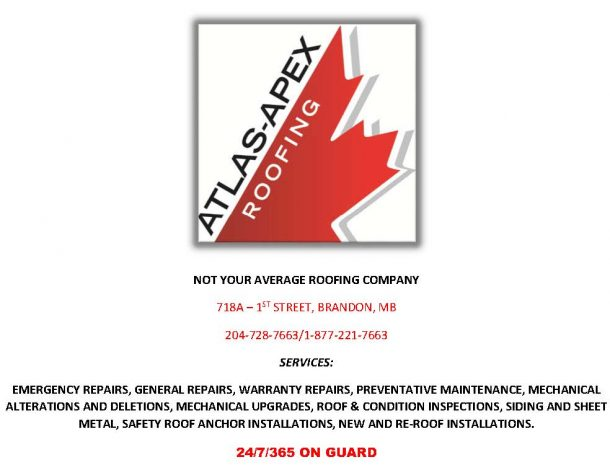 Image of Atlas-Apex Roofing (MB) Inc.